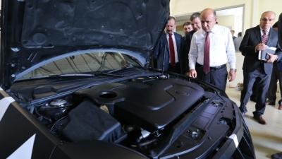Yerli otomobil 20 liralık yakıtla bin kilometre yol alacak