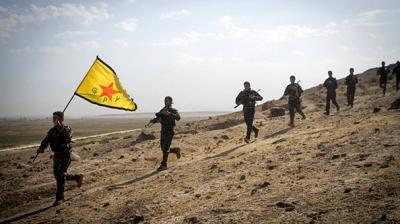 Reuters: 'YPG Menbiç'e yığına yapıyor'