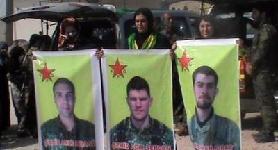YPG'ye katılan 3 ABD'li öldürüldü