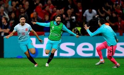 Zafer inananların: Türkiye 2 - 0 Çek Cumhuriyeti