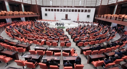 Meclisten İsraile ortak kınama